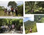 Team Climb Mining Site